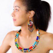Multicolour-beads