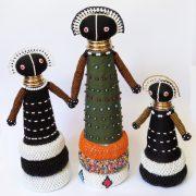 Ndebele-Dolls