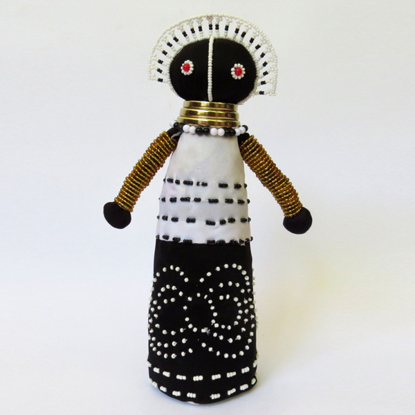 Ndebele-doll-Small
