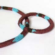 bronze-and-blue-zulu-beaded-necklace1