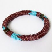 bronze-and-blue-zulu-beaded-necklace2