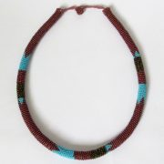 bronze-and-blue-zulu-beaded-necklace3