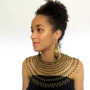 Wedding-necklace-black-gold