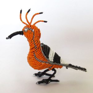 African beaded bird - Hooper