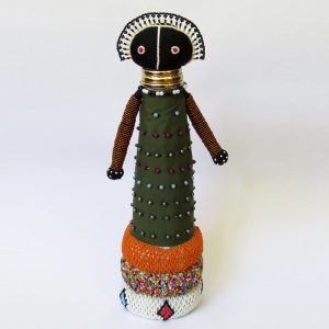 African Ndebele Doll - Large